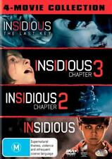 Insidious / 4-Movie Collection (2018) (DVD) (Region 4) New Release