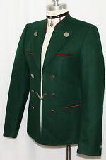 """ZEILER Boiled Wool Jacket Coat MEN German Riding Hunting LONG SLEEVES/C40"""" M"""