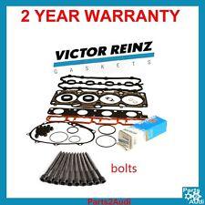 2.0L Cylinder Head Gasket Set W BOLTS AUDI A4 2.0T VW PASSAT 2.0T BPY,CDMA ENG