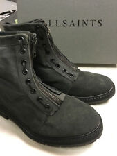 AllSaints Zip Combat Boots for Men