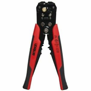 Cable Wire Cutter Crimper Automatic Crimping Tool Stripper Adjustable Plier Diy