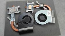 for HP CQ42 G42 G62 CQ62 cooling heatsink with fan 597786 595833-001 617646-001