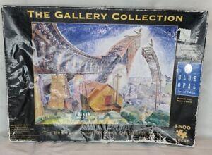 GRACE COSSINGTON SMITH - THE BRIDGE IN - CURVE 1500 piece Jigsaw Puzzle