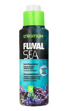 Fluval Sea Strontium Marine Saltwater Coral Growth Supplement 8 oz 237 ml