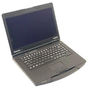 Panasonic Toughbook CF-54 i5 5300U 2,3GHz 8GB FHD BIOS PW (ohne HDD/NT) B-Ware