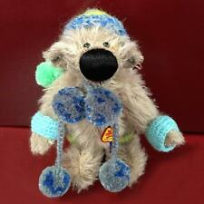 STEFFO - Mohair Clemens Bear by Jack & Marion Finhold - LE #71 - FREE US SHIP