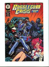 Bubblegum  Crisis : Grand Mal  3 of 4 . Dark Horse  1994 - FN / VF