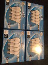 4 Packs Of 4 GE LED A19 Daylight Light Bulb