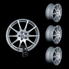 4x 17 Zoll Alufelgen für Peugeot 308, SW / Dezent TI 7x17 ET48 (B-2201229)
