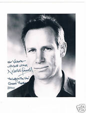 Nicholas Farrell Actor Torchwood Collision Hand signed Photograph 10 x 8