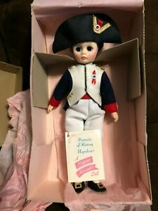 Madame Alexander Doll  NAPOLEON IN ORIGINAL BOX