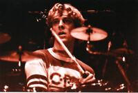 THE POLICE PHOTO STEWART COPELAND 1983 UNIQUE UNRELEASED IMAGE EXCLUSIVE 12INCH