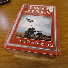 WWII: Iwo Jima: 36 Days of Hell: The True Story - NEW - DVD Collector's Set