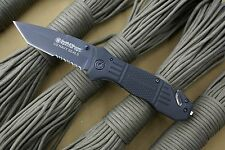 SMITH & WESSON SPECIAL OPS -029 TACTICAL US NAVY SEALS LOCK BLADE SURVIVAL KNIFE