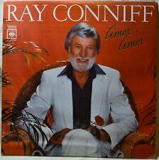 Ray Conniff Amor Latin Songs Mexico LP EX Vinyl Don Diablo Eternas Ondas Paraiso