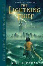 The Lightning Thief (Percy Jackson & the Olympians)-Rick Riordan