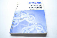 OEM Yamaha LIT-11616-15-47 Service Manual YZF-R1P/PC - R/RC