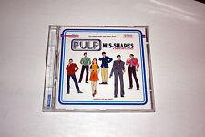 pulp mis-shapes 4 tracks cd single