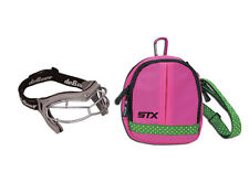Debeer Lucent Si field lacrosse goggles women grey Stx Baron bag eye protection