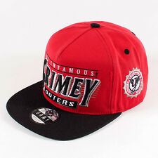 GORRA GRIMEY LOOTERS FW14 RED