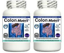 2x Colon Pills Oxygen Intestinal Cleanser Oxy Bowel Detox Cleanse Bloating