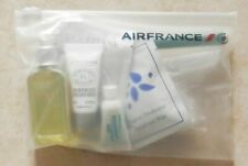 Travel Amenity Kit With L'Occitane Serum + More In Clear Pouch For AIR FRANCE