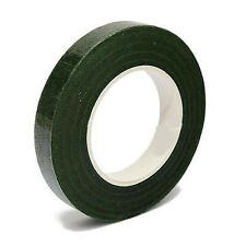 1 Roll Green Florist Stem Stretchy Wrap Floral Tape 12mm Wide Tape Hot