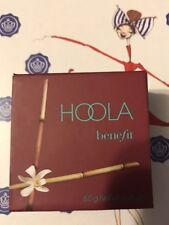 BENEFIT ~ HOOLA SOFT MATTE BRONZING POWDER ~ 0.28 OZ FULL SIZE BOX