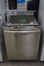 """Ge Gdt655Ssjss 24"""" Stainless Fully Integrated Dishwasher Nob #44087"""