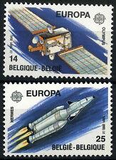 Belgium 1991 SG#3055-6 Europa, Europe In Space MNH Set #D53229