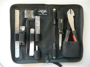 Fender Custom Shop Tool Kit by CruzTools, New