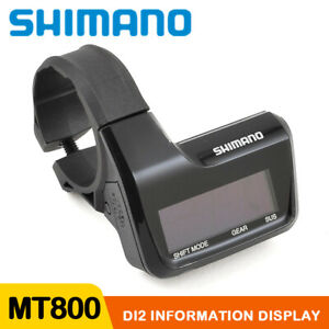 SHIMANO DEORE XT SC MT800 DI2 System Information Display E-TUBE D-Fly Wireless S