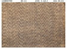 Herringbone Earth Tones Modern Low Price Handmade Rug 5 x 8 Brown