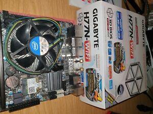 Gigabyte GA-H77N-WiFi Motherboard  1155/Socket DDR3