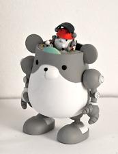 "Panda Z - Hamugear 02 - Robonimal Megahouse - Mazinger 5.5"" - Street Art robot"