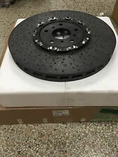 2009-13 Chevy Corvette Z06 ZR1 Front Carbon Brake Rotor OEM GM Brembo 177-1120