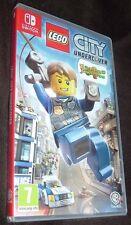 LEGO City Undercover Nintendo Switch NSW NEW SEALED FREE UK p&p