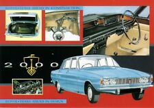 Rover 2000 1963 Car Jumbo Fridge Magnet