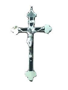 Harley Davidson And The Marlboro Man Handlebar Crucifix Ultra Rare