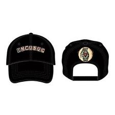 OFFICIAL LICENSED - INCUBUS - ARCH LOGO & BAND BASEBALL CAP ROCK