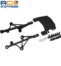 Hot Racing Tamiya T3-01 Aluminum / Graphite Upper Chassis ESC Mount TTDR14G01