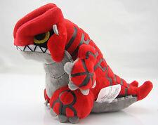 "6"" New Pokemon Center Plush Doll Groudon Stuffed Cute Toy US ship XMAS Gift Fast"
