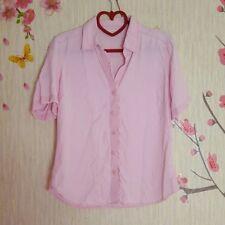Sweet rose pastel 100% lyocell Chemise fairy kei