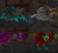 Ark Survival Evolved Xbox One PvE Color Mutated Vulture Egg 6 Pack!