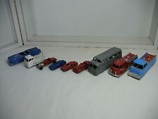 Midgetoy Selection of Vintage Midgetoy Vehicles