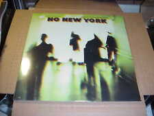 LP:  NO NEW YORK v/a D.N.A Mars Teenage Jesus Contortions REISSUE NEW IMPORT