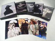 Madonna TV Performance Collection 5 dvd set 1983-2005 rare, no promo, live, tour