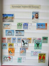Arabien schönes Lot - Middle East nice Lot of stamps