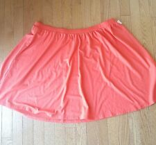 Old Navy Skirt Womens Size Large A-Line Loose Fit Peach Salmon Summer Spring