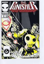 Punisher #2 Marvel 1987
